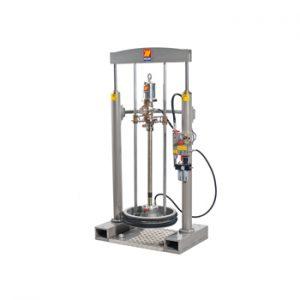 Lifter-press kader vetpompen
