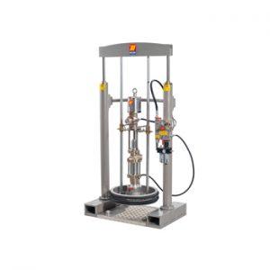 Lifter-press kader smeerpompen