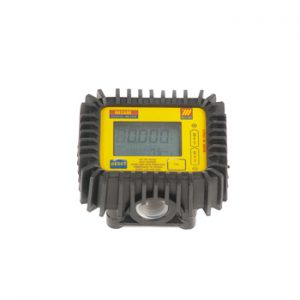 Digitale en mechanische meters
