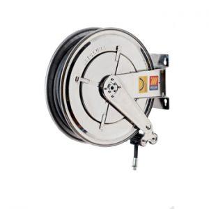 Slanghaspels RVS voor anti-vries, ruitenwisservloeistof en Adblue 20 bar