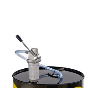 027-1330-000 - Manuele oliepomp, dieselpomp, transferpomp - 0,30 L/pompbeweging - 30-220 L
