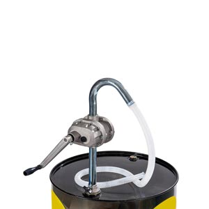 027-3710-000 – Rotatieve aluminium pomp – voor diesel – 80 L/min - dieselpomp - manuele pomp