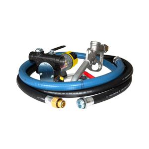 090-5026-000 - Kit complete - Elektrische pomp - diesel - 24V - 45 L/min