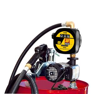 090-5040-060 - Elektrische transferpomp - diesel - 230V - 60 L/min