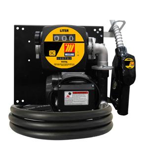 090-5045-100 - Elektrische transferpomp - diesel - 230V - 100 L/min