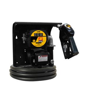 090-5048-100 - Elektrische transferpomp - diesel - 230V - 100 L/min