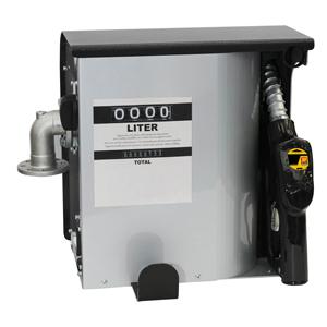 090-5060-100 - Elektrische transferpomp - diesel - 230V - 100 L/min