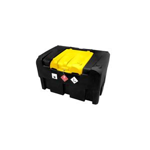 090-6441-012 - Dieseltank 440 L - ADR 1.1.3.1 conform - Elektrische transferpomp voor diesel - 12V - 45L/min - Type 3 - met debietmeter
