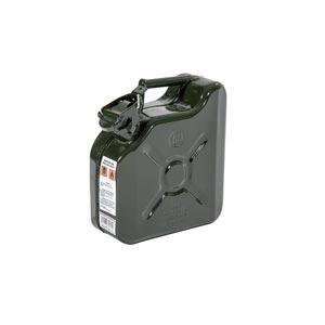 096-3905-000 - Jerrycan voor brandstof - 5L - groen geverfd staal RAL 9007