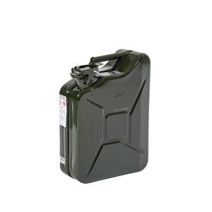 096-3910-000 - Jerrycan voor brandstof - 10L - groen geverfd staal RAL 9007