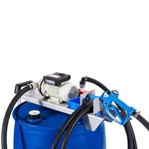 097-5700-230 - Drum kit Adblue pomp - Elektrische transferpomp voor Adblue - 230V - 40 L/min - Type 2 - SEC connector - voor vaten