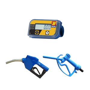 Adblue debietmeters en pistolen