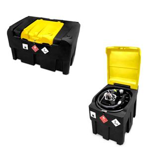 Dieseltank ADR 1.1.3.1 conform