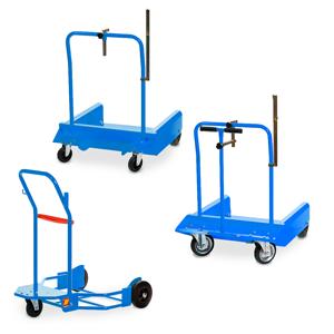 Mobiele units voor vaten Adblue 180-220 kg