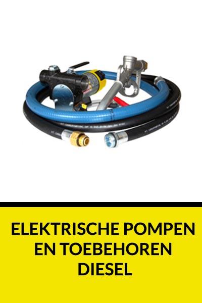 Elektrische pompen en toebehoren diesel