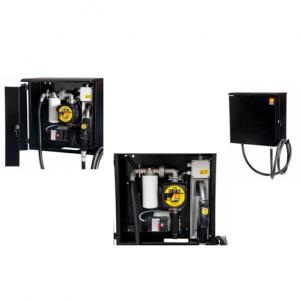 090 5050 07X MECLUBE BOX 70 lmin 115V Automatisch Pistool Teller Filter