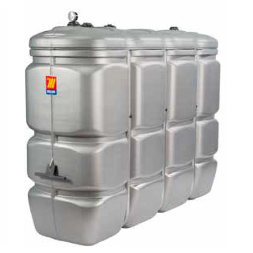 090 9200 000 Tank in Tank Polyethyleen 2000 liter